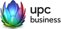 UPC Business logo