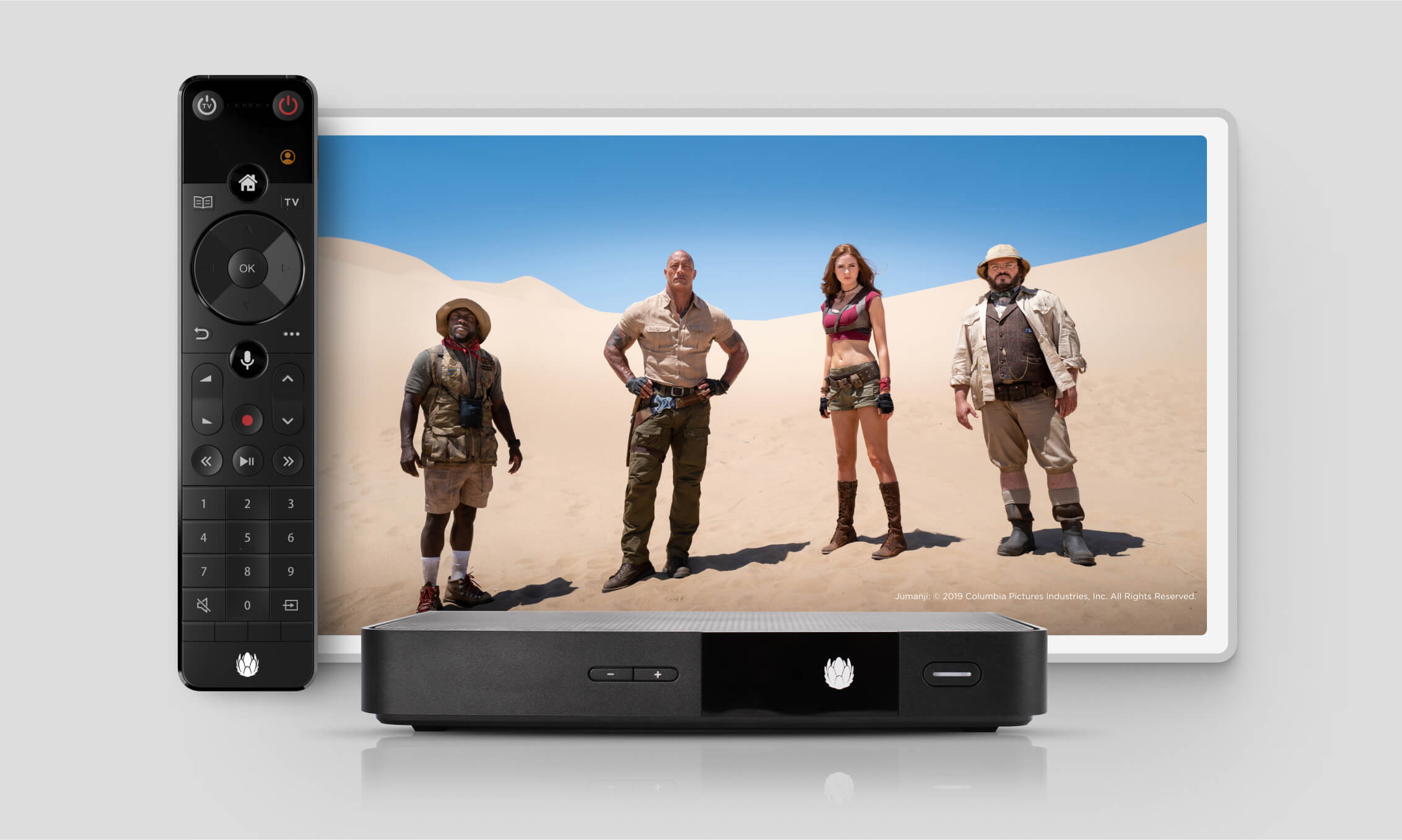 UPC TV – TV becomes a new experience with the UPC TV Box