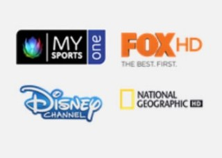 TV channels – channel overview | UPC