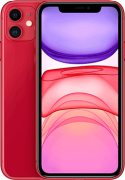 Apple iPhone 11, Red, 64 GB