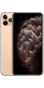 Apple iPhone 11 Pro Max, Gold, 256 GB