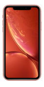 Apple iPhone XR, Corail, 64 GB