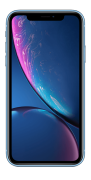 Apple iPhone XR, Bleu, 64 GB