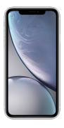 Apple iPhone XR, Blanc, 64 GB