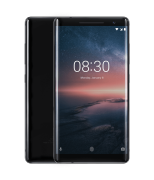 Nokia 8 Sirocco, Black, 128 GB