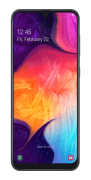 Samsung Galaxy A50, Noir, 128 GB