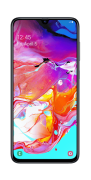 Samsung Galaxy A70, Noir, 128 GB