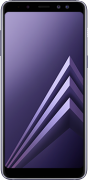 Samsung Galaxy A8, Orchid Grey, 32 GB
