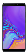 Samsung Galaxy A9, Black, 128 GB