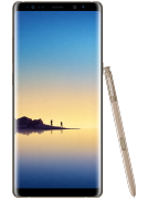 Samsung Galaxy Note 8, Gold, 64 GB