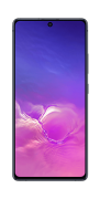 Samsung Galaxy S10 Lite, Black, 128 GB