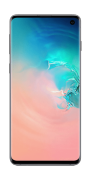 Samsung Galaxy S10, Prism White, 512 GB