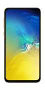 Samsung Galaxy S10E, Canary Yellow, 128 GB