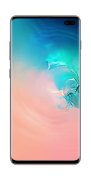 Samsung Galaxy S10 Plus, Ceramic White, 1024 GB