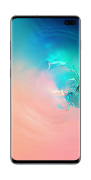 Samsung Galaxy S10 Plus, Prism White, 128 GB