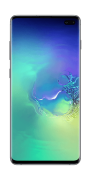 Samsung Galaxy S10 Plus, Prism Green, 128 GB