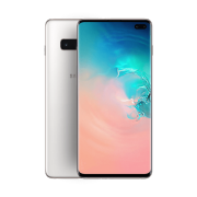 Samsung Galaxy S10 Plus, Ceramic White, 512 GB