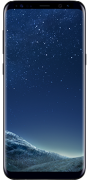 Samsung Galaxy S8 Plus, Schwarz, 64 GB