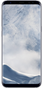 Samsung Galaxy S8 Plus, Silber, 64 GB