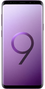 Samsung Galaxy S9 Plus, Purple, 64 GB